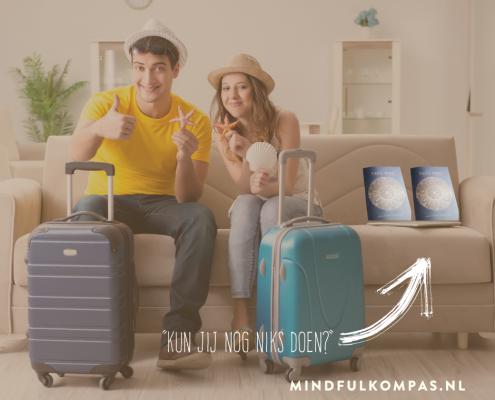 terugkeren van vakantie Mindful blijven
